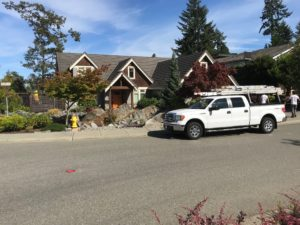 Exterior Painting Nanoose - After Image
