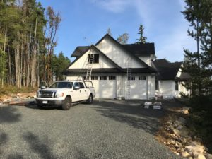 Exterior Painting Parksville